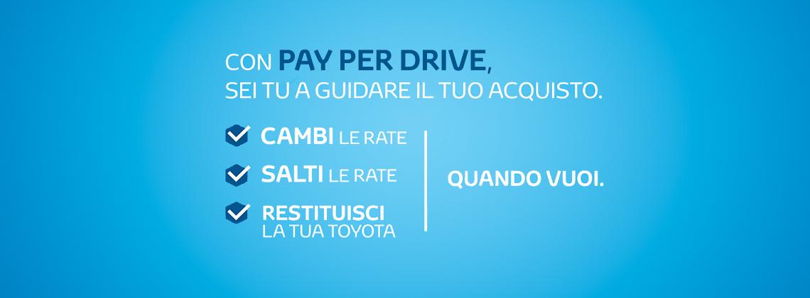 pay per drive