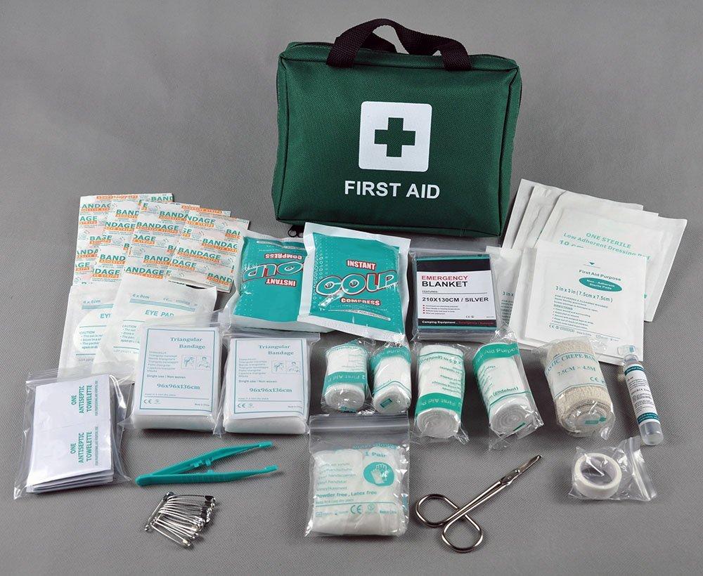 kit emergenza pronsot soccorso auto