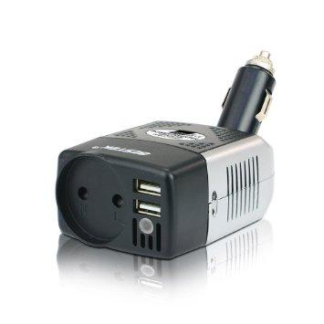 BESTEK® 150W Inverter 12V-220V