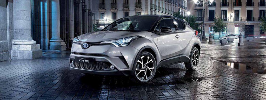 Toyota C-HR: aggiornamento prezzi di listino