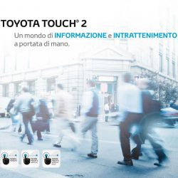 Gruppo Emme 3 Toyota Touch 2