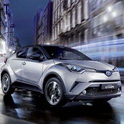 Gruppo Emme 3 Toyota-C-HR