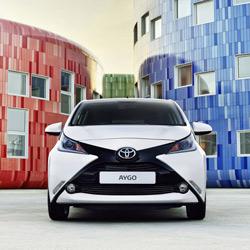 Gruppo Emme 3 Toyota Aygo